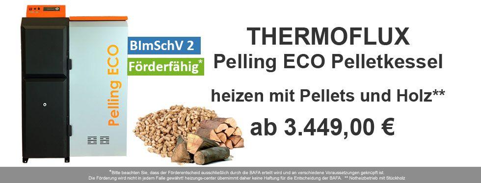 Thermoflux Pelling Pelletkessel